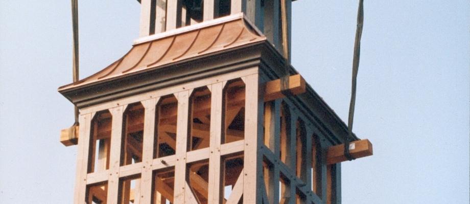 Zimmerei Götze, traditioneller Handwerksbetrieb, Andre Götze